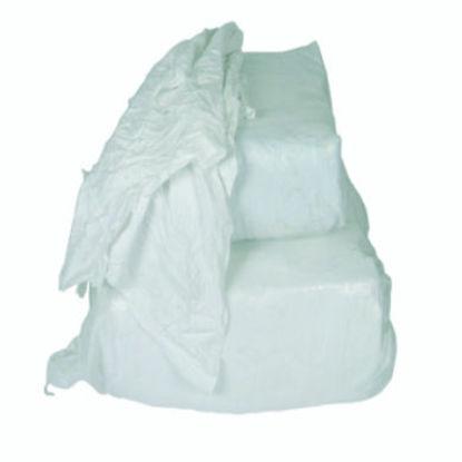Billede af Linnedklude, Hvid - 25 kg. (pudseklude)