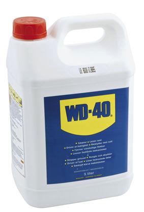 Billede af WD-40 rustopløser 5 ltr.