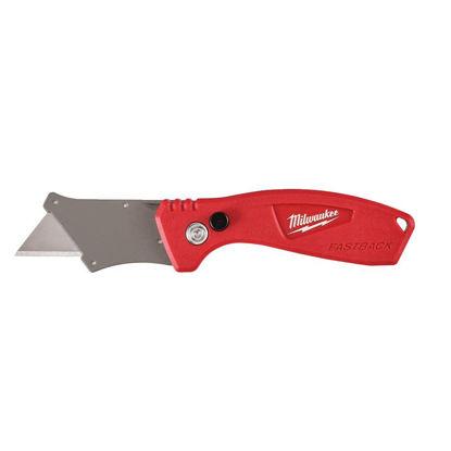 Billede af Milwaukee Arbejdskniv Fastback, kompakt og foldbar (udskiftbart knivblad)