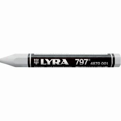 Billede af Lyra mærkekridt - hvid