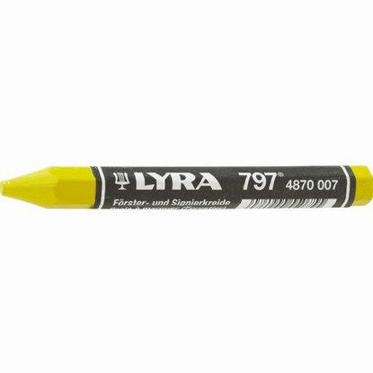 Billede af Lyra mærkekridt - gul