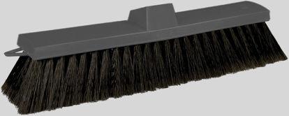 Billede af Fejekost, plast synt. hår 280x50mm                                                 632305
