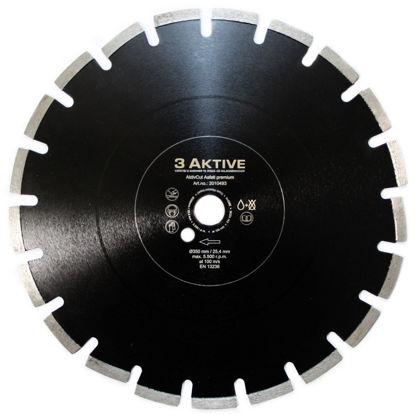 Billede af Diamantklinge AktivCut Premium 400 mm Asfalt