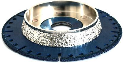 Billede af Reiferklinge Ø125 mm Cut´N Grind t/PVC rør