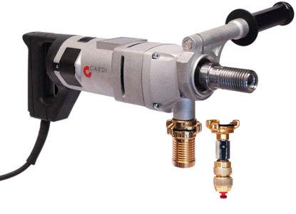 Billede af Cardi Kerneboremaskine T2000 ME-15, 40-182/200 mm - håndholdt/tør-våd