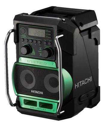 Billede af Hitachi UR18DSAL Radio