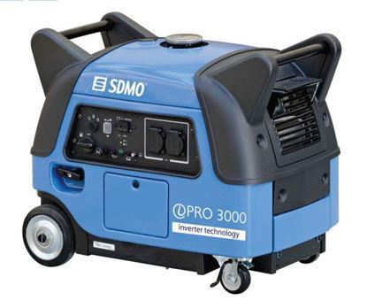 Billede af SDMO Inverter PRO3000 Generator