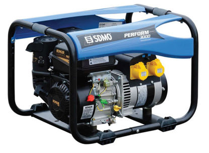 Billede af SDMO Perform 3000 Generator