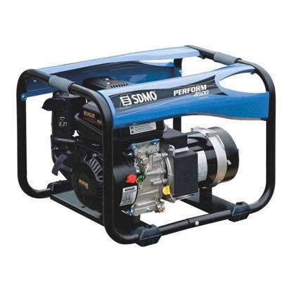 Billede af SDMO Perform 4500 Generator