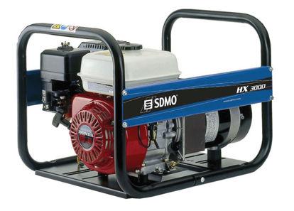 Billede af SDMO HX3000 Generator