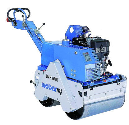 Billede af Weber DVH600 Vibrationstromle (420 kg)