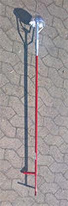 Billede af Kloakrenser 15x15 cm x 2,0 mtr.