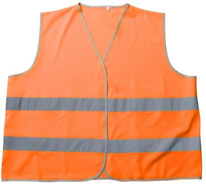 Billede af Weyburn trafikvest, orange, str. XL/2XL