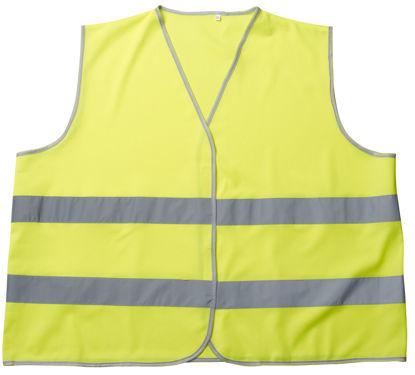 Billede af Weyburn trafikvest, fluo gul, str. XL/2XL