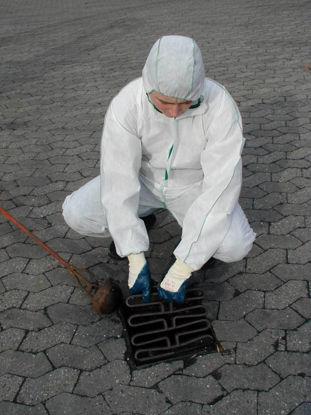Billede af Beskyttelsesdragt Worklite Safe, str. XL