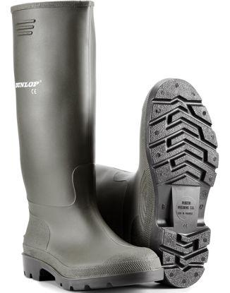 Billede af Dunlop Pricemaster gummistøvle u/sh, str. 40