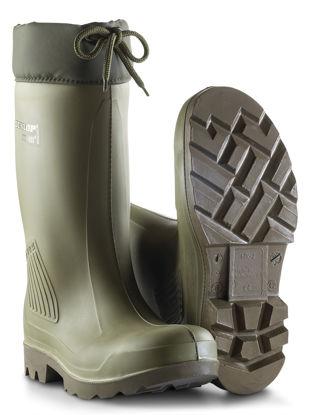 Billede af Dunlop Thermoflex, sh-gummistøvle 46