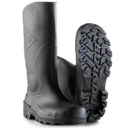 Billede af Dunlop Devon PVC, sh-støvle, str. 45