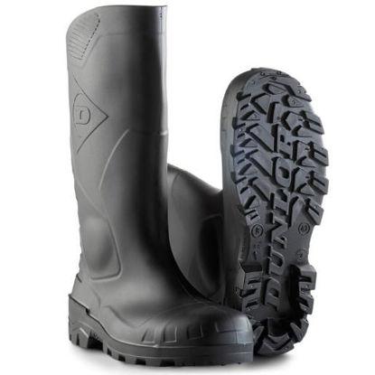 Billede af Dunlop Devon PVC, sh-støvle, str. 44