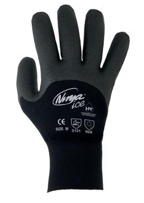 Billede af Ninja Ice vinterhandske, str, 9