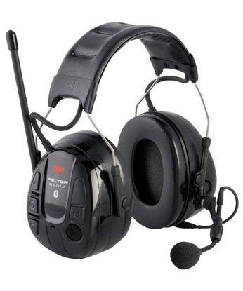 Billede af Peltor høreværn WS6 Alert XP m/bluetooth