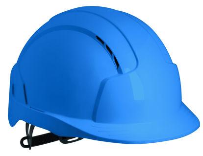 Billede af Evo Lite sikkerhedshjelm, blå