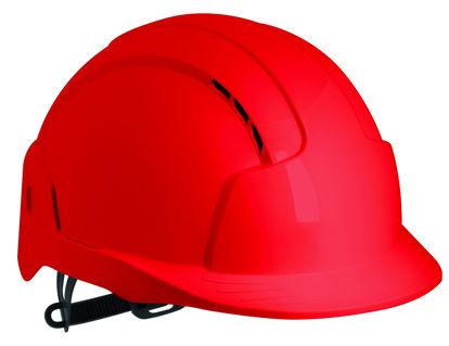 Billede af Evo Lite sikkerhedshjelm, rød