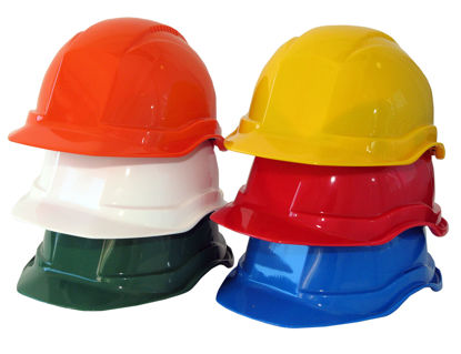 Billede af Balance sikkerhedshjelm hvid