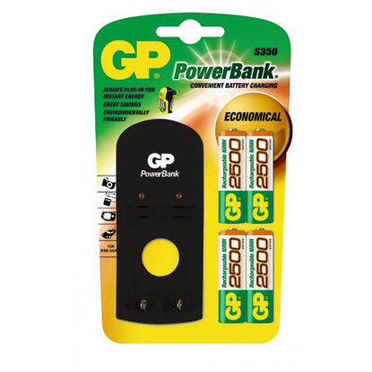 Billede af Batterioplader GP Powerbank S350