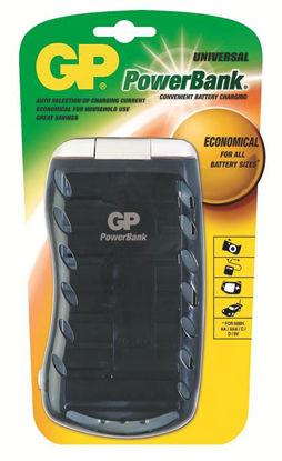 Billede af Batterioplader GP Powerbank universal