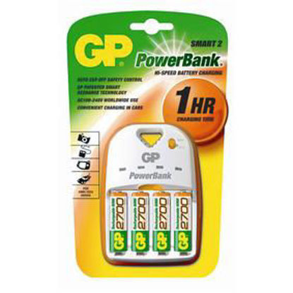 Billede af Batterioplader GP Powerbank