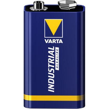 Billede af Batteri 9V, Alkaline, pk. á 20 stk