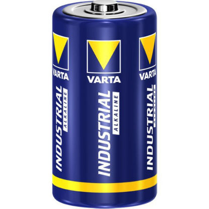 Billede af Batteri LR20/D Alkaline, pk. á 20 stk.