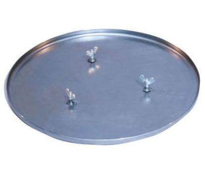 Billede af B-Mac Glitterplade (stål) Ø47 cm t/BM60400
