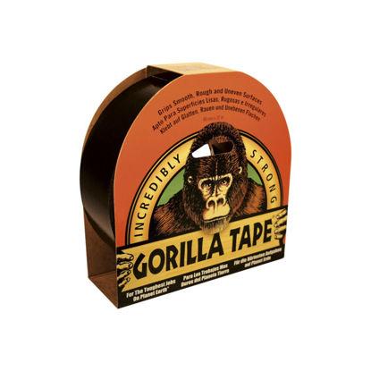 Billede af Gorilla tape 25 mm x 9 m. (sort)