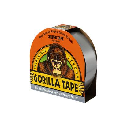 Billede af Gorilla tape 48 mm x 32 m. (grå)