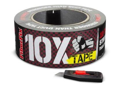 Billede af FiberFix 10X Tape, 48 mm x 18 m. (ekstrem brudstyrke)
