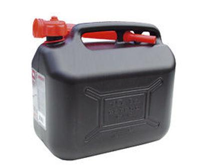 Billede af Benzindunk sort 10 liter