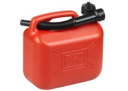 Billede af Benzindunk rød 10 liter