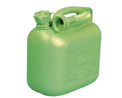 Billede af Benzindunk grøn 5 liter