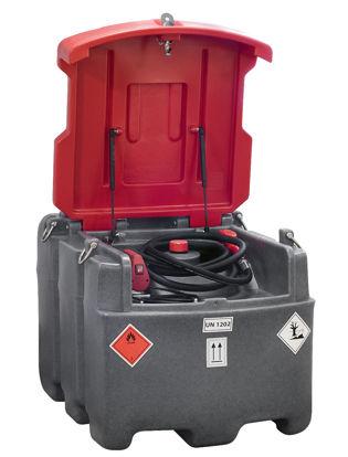 Billede af Diesel-/ladtank 425 liter
