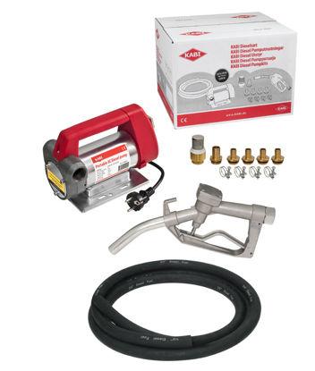 Billede af Elektrisk Diesel pumpesæt - 230V - 40 l./min.