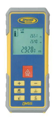 Billede af Spectra QM55 Laserafstandsmåler