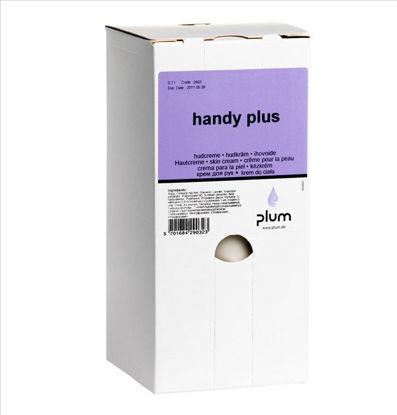Billede af Plum håndcreme Handy Plus, 0,7 Ltr.