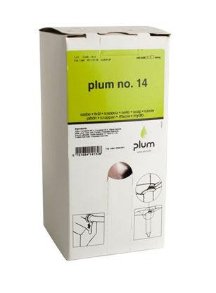 Billede af Plum cremesæbe No. 14, 1,4 Ltr.