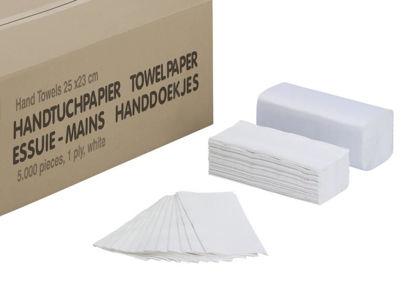 Billede af Katrin håndklædepapir Basic Multifold 25 x 23 cm (UDGÅET)