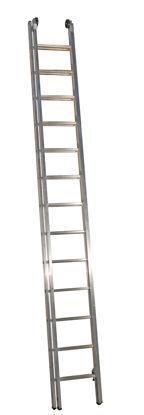 Billede af JUMBO Skydestige 2x13 trin. 6,9 m.