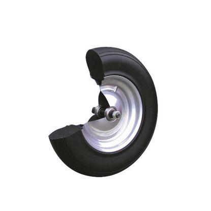 Billede af Punkterfri dæk t/Müba trillebør