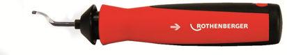Billede af Gratfix HSS afgrater m/kniv nr. 1