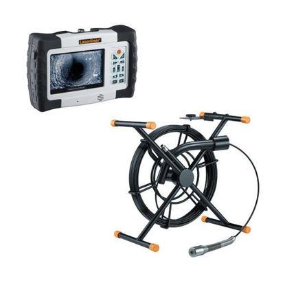 Billede af Laserliner Inspektionskamera PipeControl-LevelFlex, 30 m. sæt